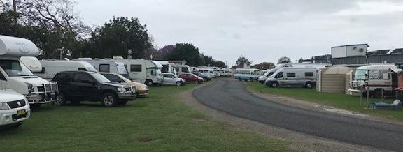 Grafton Greyhounds Racing Club Caravan Park