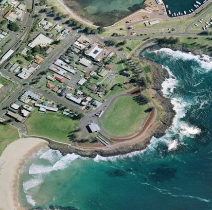 Kiama Showground Campground