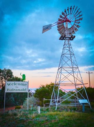 Balranald Caravan Park