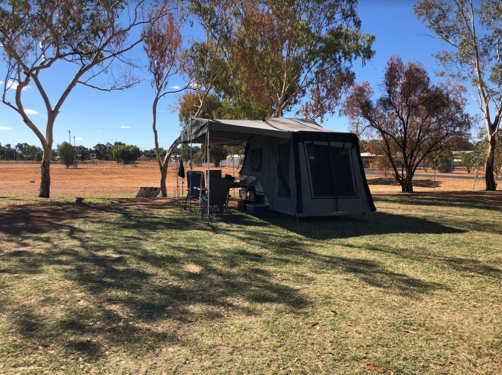 Cobar tent