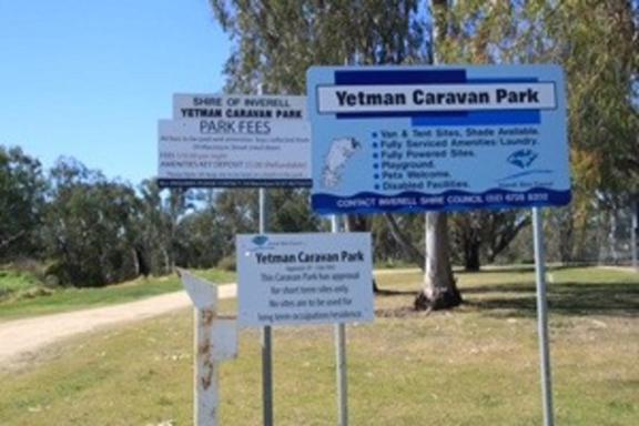 Yetman Caravan Park