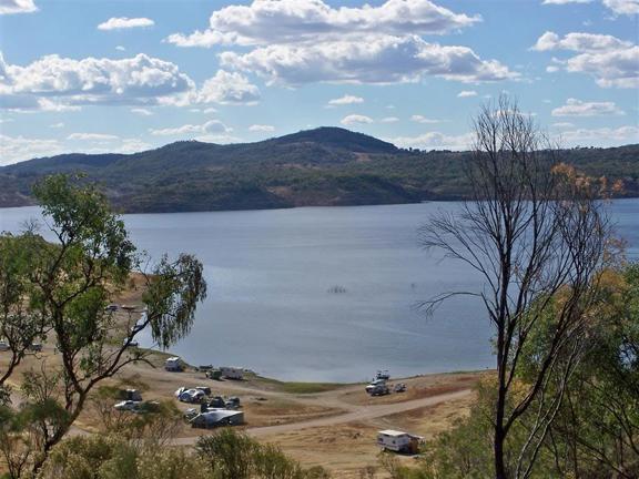 Pindari Dam Reserve