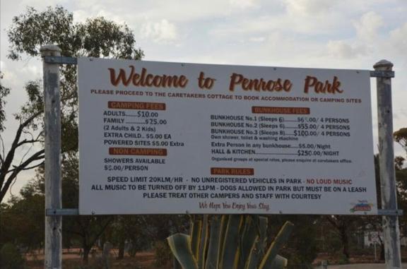 Penrose Park