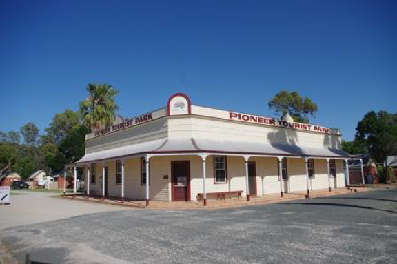 Pioneer Tourist Park