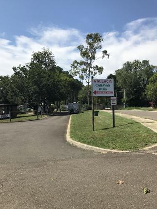 Blaxland Crossing Recreation & Rest Ground
