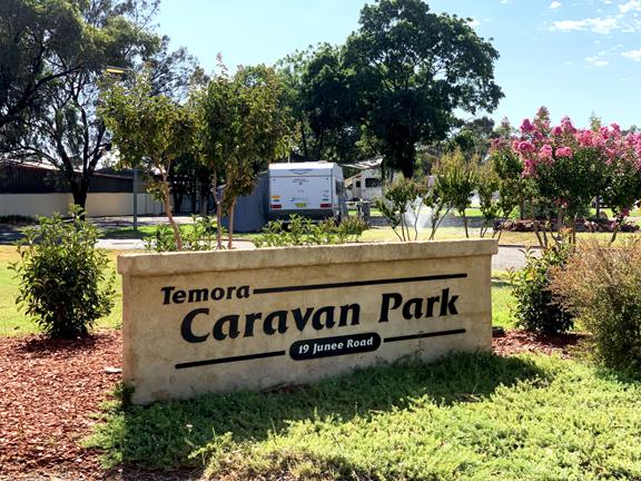 Temora Caravan Park