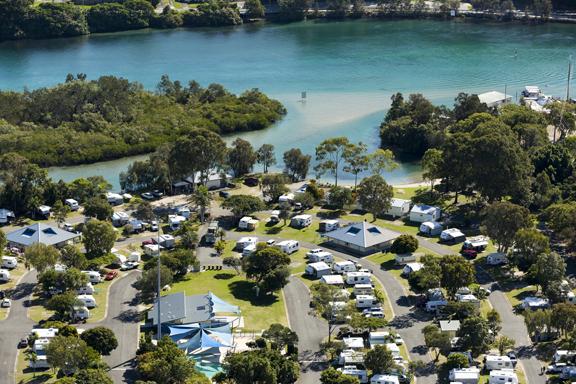Boyds Bay Holiday Park